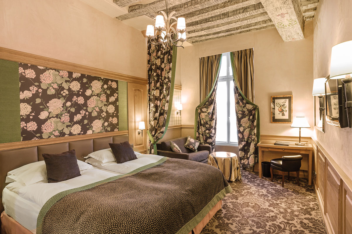 Chambres ex cutives h tel la perle st germain site for Reservation chambre