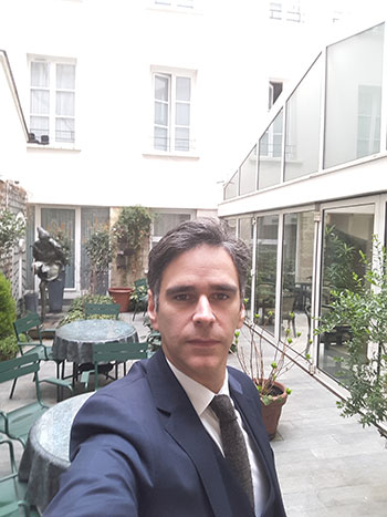 Stephane - Hotel Manager